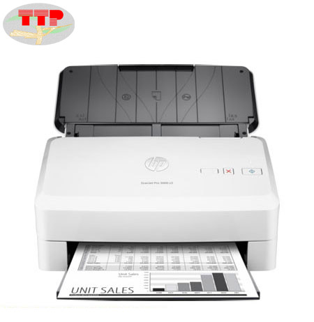 máy scan Hp Scanjet Enterprise 5000 S4